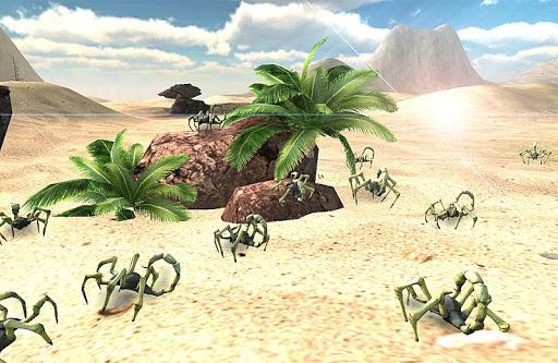 蝎子模擬器