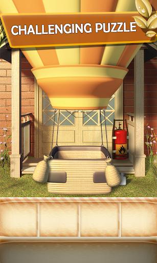 100 Doors Seasons 2 - Puzzle Games apkpoly screenshots 1