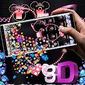 Diamond Micky 3D Gravity Theme💎 icon