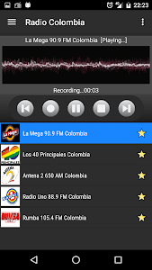RADIO COLOMBIA screenshot 4