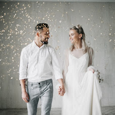 Wedding photographer Sofya Sivolap (sivolap). Photo of 15.01.2018