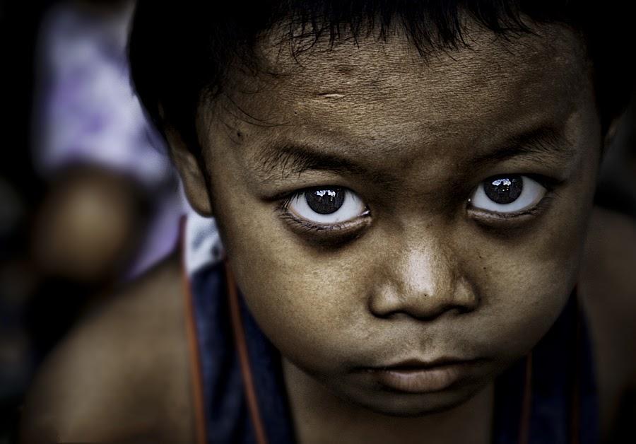 Soul Searching 2 by Glenn Mendoza - Babies & Children Children Candids ( glenn mendoza, portrait )