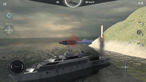 Code Triche Warship Simulator - Battle of Ships APK MOD screenshots 2