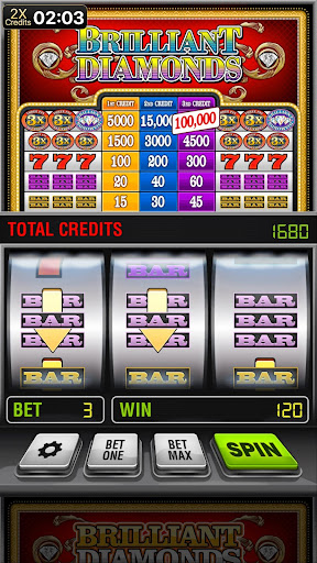 Brilliant Diamond Slot Machine 2.8.5.1 screenshots {n} 1