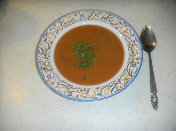 Super Easy Soup From A Can Of Baked Beans! Recipe