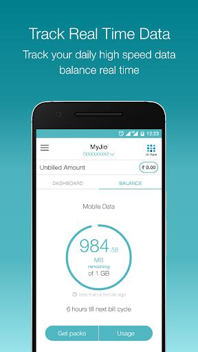 MyJio screenshot 3