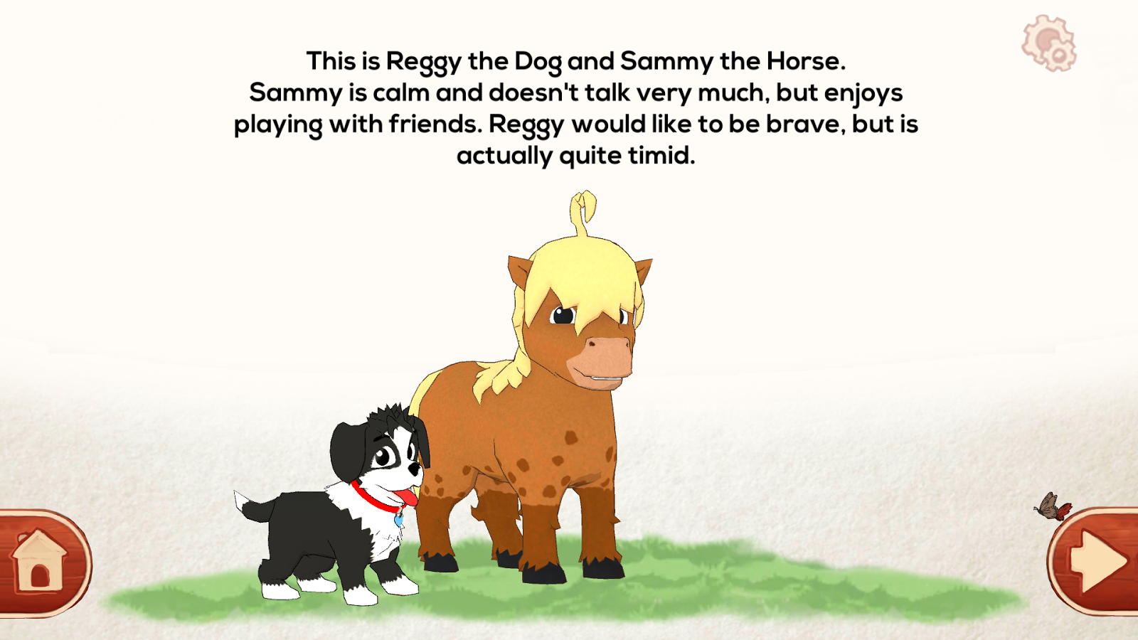 Peppy Pals Sammy Helps Out- screenshot