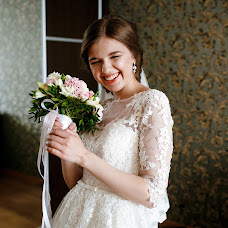 Wedding photographer Aleksandra Boeva (boeva). Photo of 10.05.2018