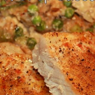 Pork Chop Casserole.