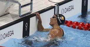 Mireia Belmonte no ha vivido unos buenos Juegos.