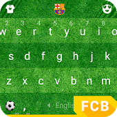 Barcelona The Field Keyboard Theme