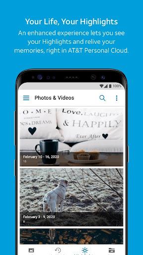 AT&T Personal Cloud screenshot 3