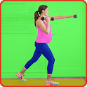 Pregnancy Workouts at Home icon