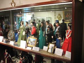 Photo: Besøg i Dukkemuseet.