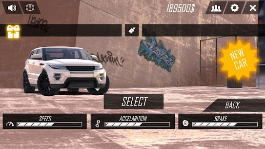 Real Car Parking 2017 Street 3D 1.5.1 (Unlimited Money) MOD Apk 10