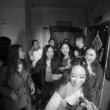 Wedding photographer Guo Jin (sensen168). Photo of 09.10.2018