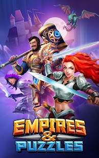 Empires & Puzzles: Epic Match 3 Screenshot