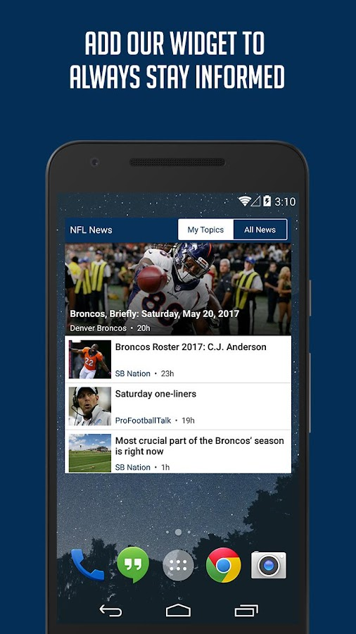 American Football News- screenshot