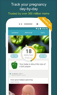 Pregnancy & Baby Daily Tracker- screenshot thumbnail