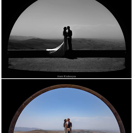 Wedding photographer Aram Kirakosyan (KirAram). Photo of 11.03.2017