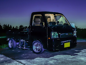 アクティトラックのカスタム事例画像 shingoさんの2018年10月29日20:21の投稿
