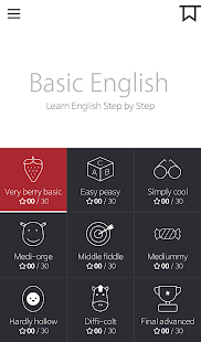 Basic English for Beginners- screenshot thumbnail