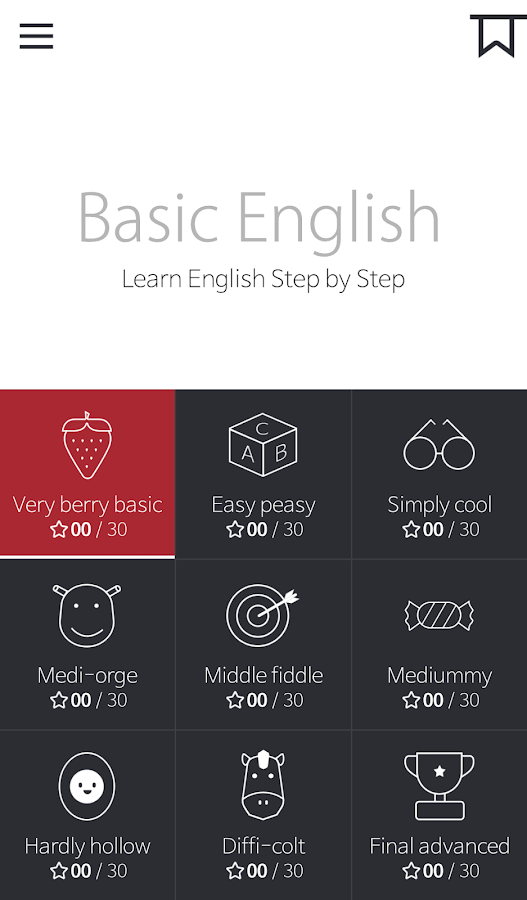 Basic English for Beginners- screenshot