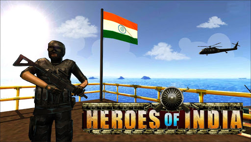 Heroes Of India- Shooting Game