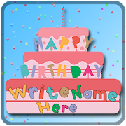 Name On Happy Birthday Cake 1 2 Android Apk Free Download