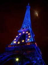 Photo: FRANCE-Tour Eiffel à Paris.