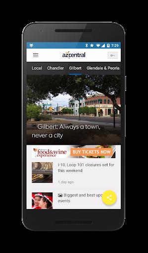 Gilbert Town News