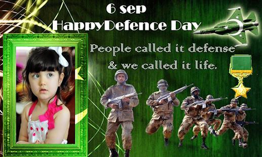 Pakistan Defense Day Photo Frames - náhled