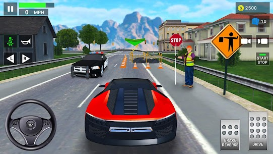 Driving Academy 2 Mod Apk (Free Shopping) 3
