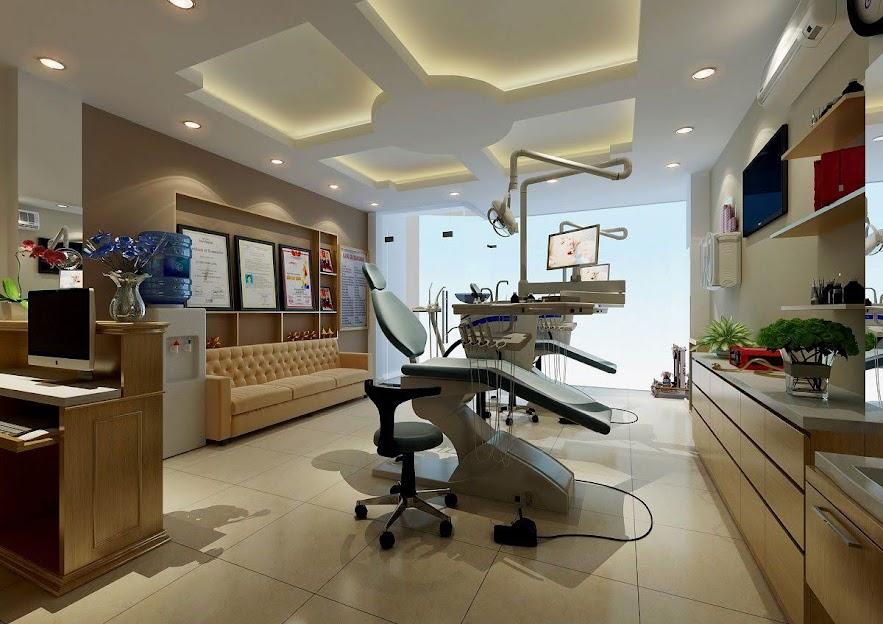 thiết kế phòng khám nha khoa thẩm mỹ 4