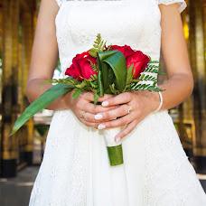 Wedding photographer Alena Ashikhmina (elfenok25). Photo of 02.10.2015