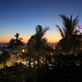 Combination in harmony by Jeffri Yonardi - Landscapes Sunsets & Sunrises ( bali, kuta, sunset, view, beach )