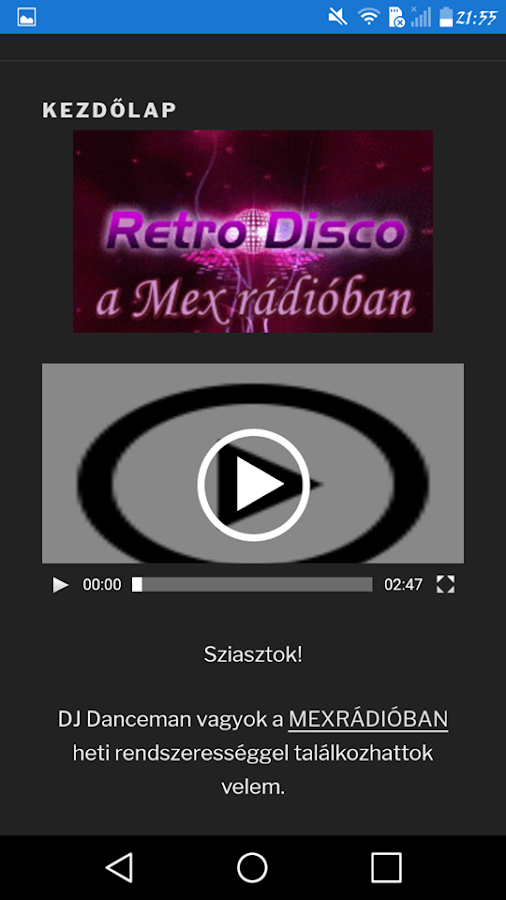 Dj Danceman- screenshot