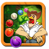 Bubble Shooter Farm Pop 2