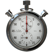 App Icon for Classic Stopwatch and Timer (Pro) App in Czech Republic Google Play Store