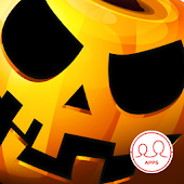 Angry Halloween Pumpkin 2