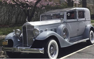 Packard Phantom Rent New Jersey