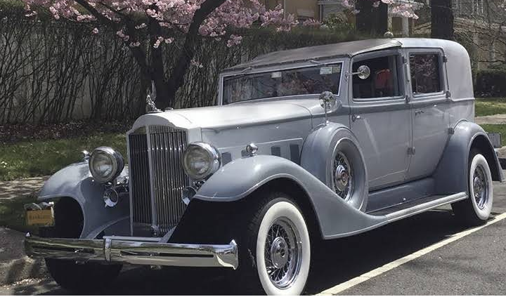 Packard Phantom Hire New York