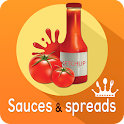 Sauces and spreads Recipes icon