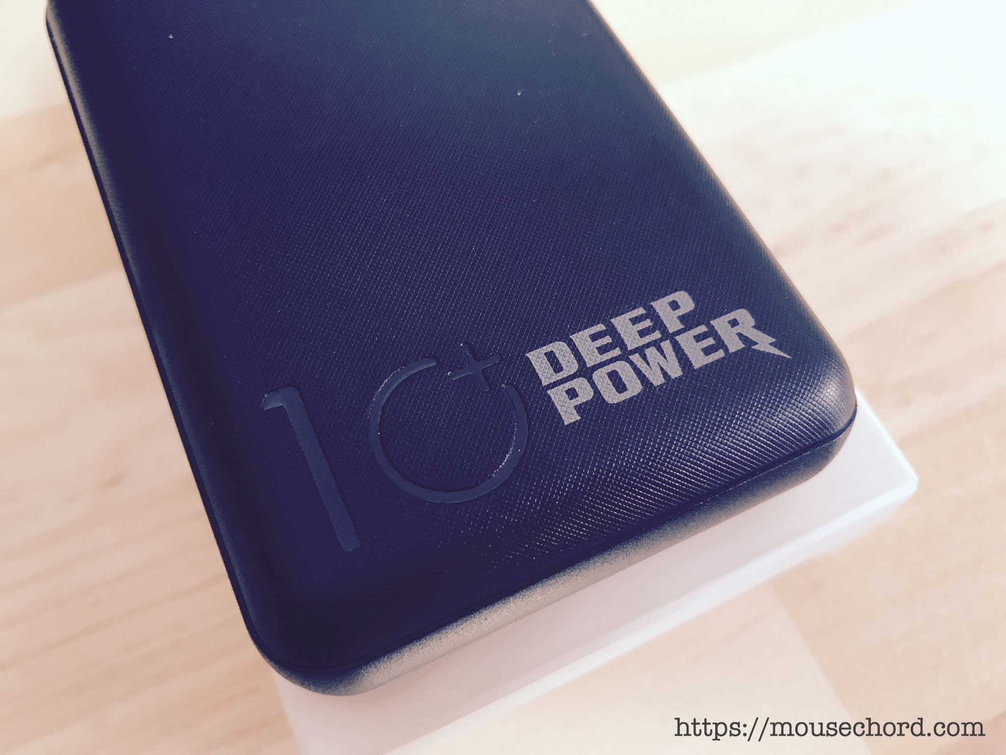 AnkerPowerCoreFusion5000&DeepPower購入Review