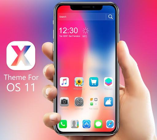 NEW Theme for Phone X 1.1.6 Screenshots 1