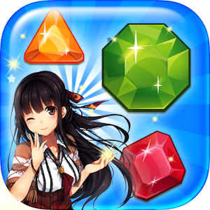 Jewels Star Crush for PC and MAC