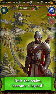 Imperia Online Medieval Game- screenshot thumbnail