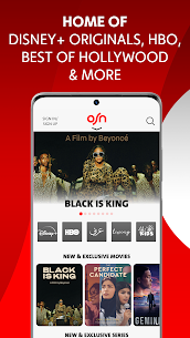 OSN – Streaming App Mod 6.31.9 Apk [Unlocked] 1