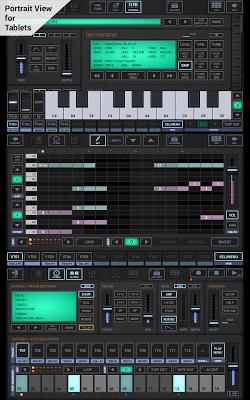 G-Stomper Studio - screenshot