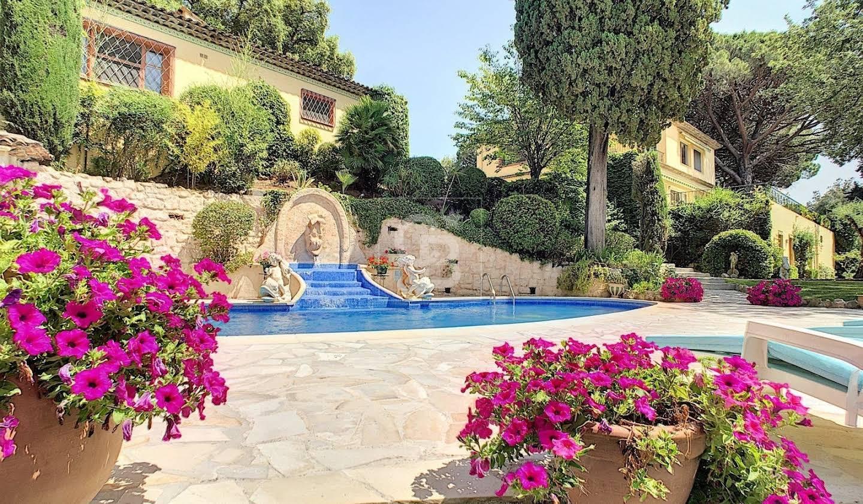 Maison avec piscine Pégomas